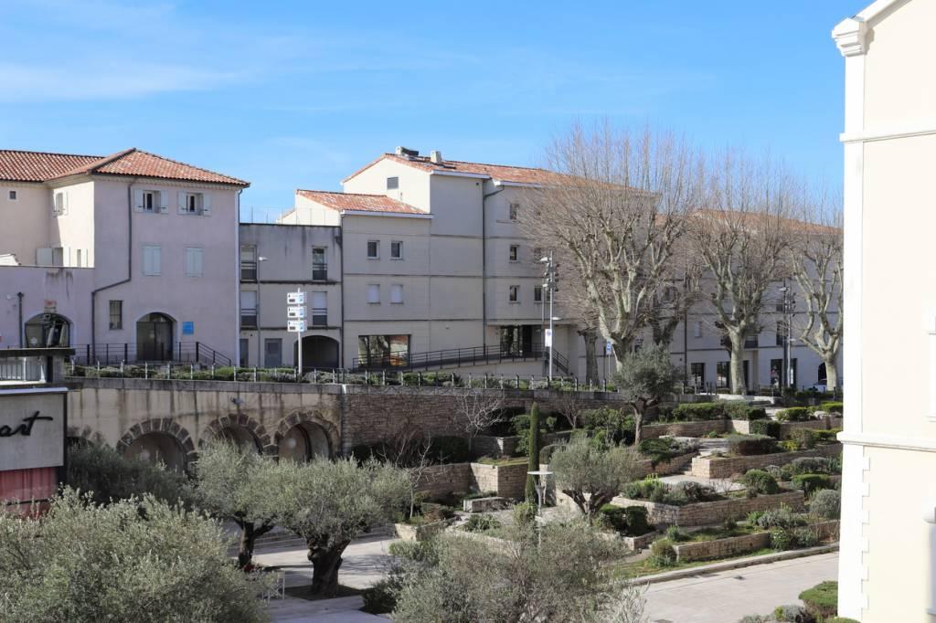 la belle ville de Montélimar