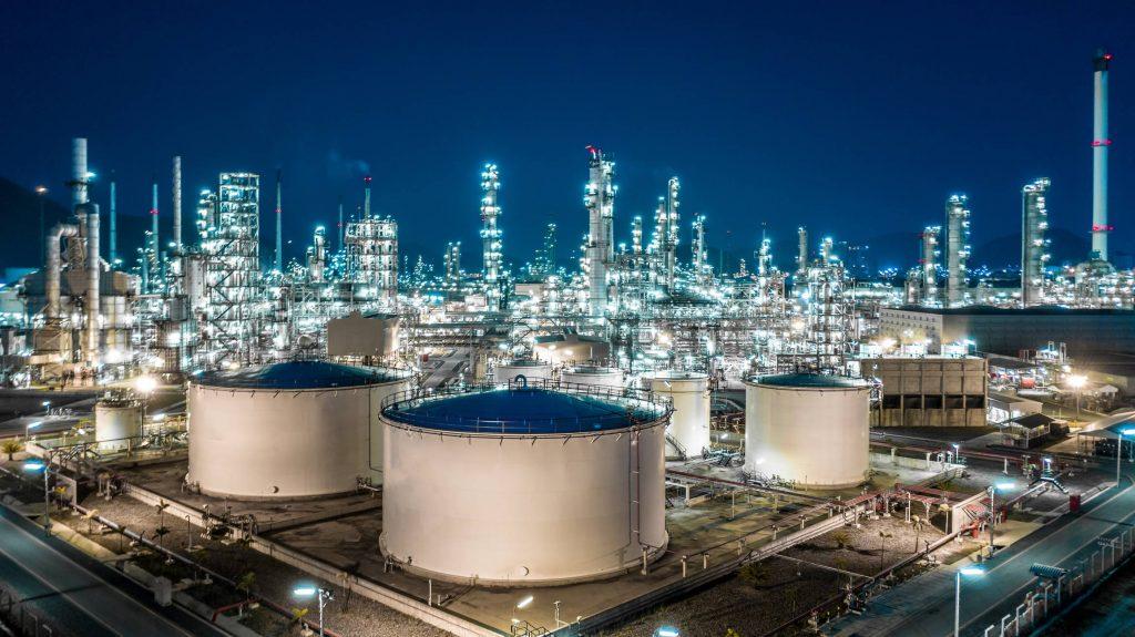 Le bac de rétention indispensable pour l'industrie pétrolière